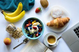 รับประทานอาหารมื้อเช้าทุกวัน