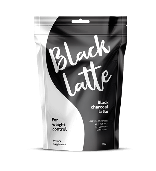 Black Latte, คือ, วิธีใช้, ดีไหม